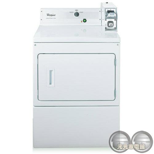 Whirlpool 惠而浦 12KG 商用投幣式洗衣機 CAE2763BQ~~限區配送安裝