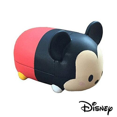 米奇款【日本進口】Tsum Tsum 疊疊樂 車子造型 擺飾 玩具 迪士尼 Disney - 526688