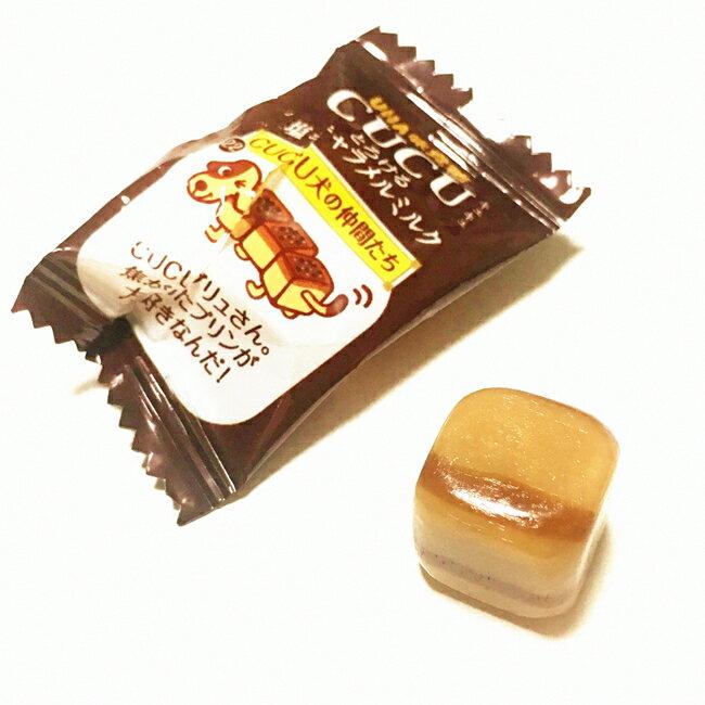【UHA味覺】CUCU鹽味焦糖牛奶糖  72g キュキュ とろける塩キャラメルミルク 日本進口糖果 3.18-4 / 7店休 暫停出貨 2