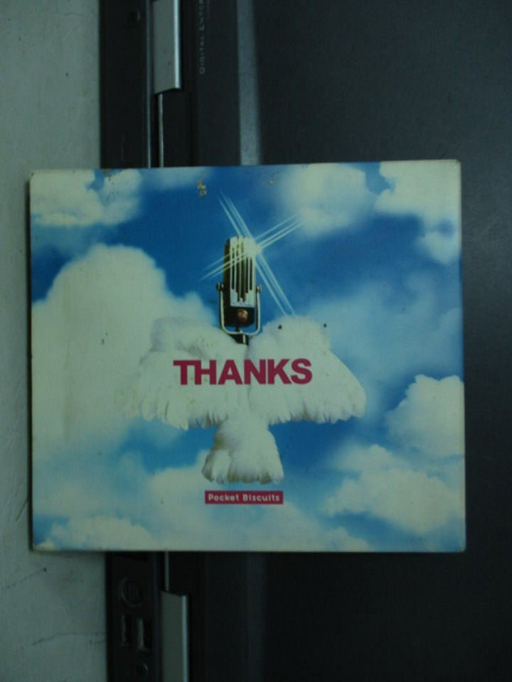 【書寶二手書T3/音樂_NRL】THANKS_附6張明信片