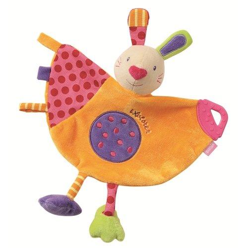 babyFEHN 芬恩 - 探險家小兔安撫巾 0
