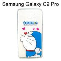 小叮噹週邊商品推薦哆啦A夢空壓氣墊軟殼 [嘟嘴] Samsung Galaxy C9 Pro (6吋) 小叮噹【正版授權】