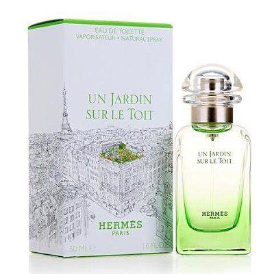 香水1986~Hermes Un Jardin Sur Le Toit 空中花園淡香水 5