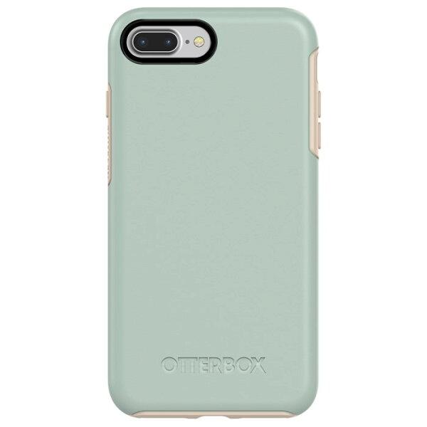貝殼嚴選:【貝殼】OtterBoxSymmetrySeries炫彩幾何iPhone8PlusiPhone7Plus手機殼防摔殼-綠黃