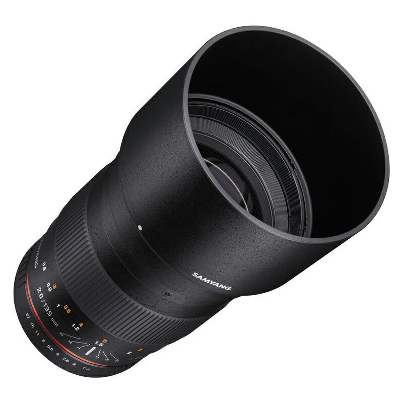 ◎相機專家◎ SAMYANG 135mm F2.0 ED UMC for Canon EF 手動鏡 正成公司貨