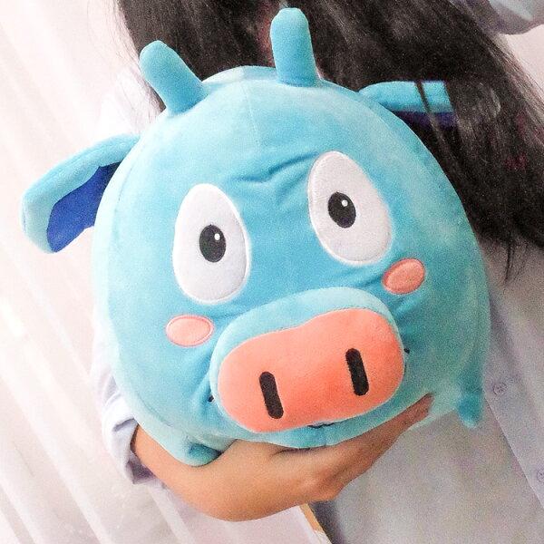 PGS7其他卡通系列商品-限量SnackWorld可愛飛天小豬Pig娃娃玩偶【SJ2A71227】