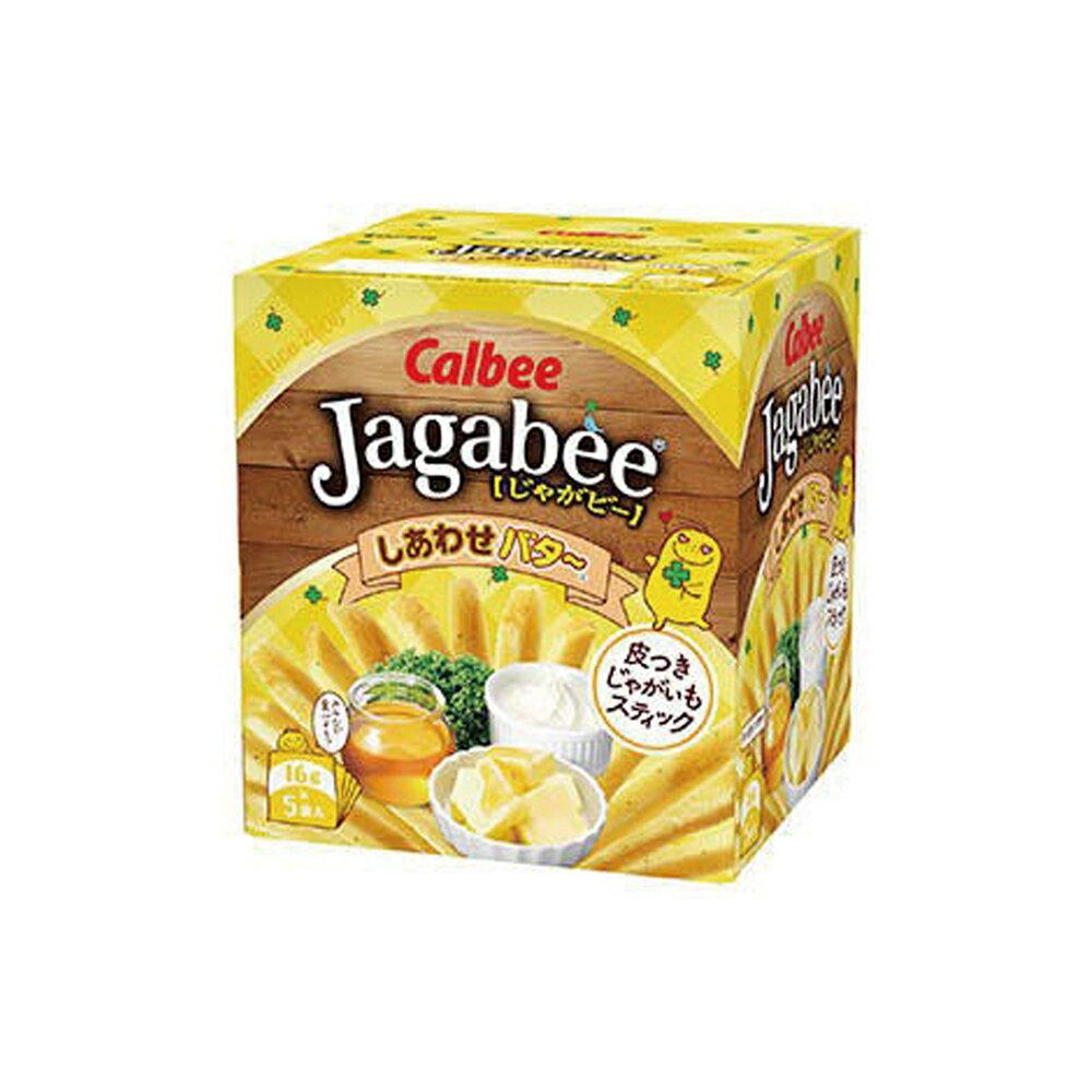 【好地方超市】日本加卡比薯條(幸福奶油)盒裝(80g*12盒/箱)