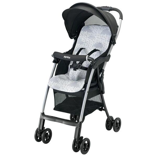【麗嬰房】Aprica挑高型超輕量嬰幼兒手推車MagicalAirS新境界-輕雲朵GR