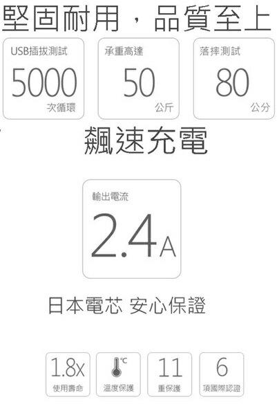 銷量第一 ASUS ZenPower 10050mAh名片型行動電源 華碩行動電源 日本原廠電芯 / 手機 / 勝小米 APPLE 3