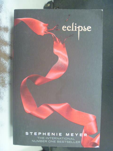 【書寶 書T3/原文小說_GQM】Eclipse  Twilight Saga _Step