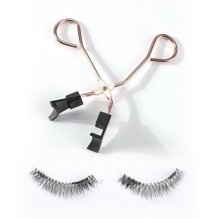 【出清】磁力假睫毛套装 量子磁石睫毛套裝 磁鐵睫毛 磁力假睫毛【BE906】SUPER SALE 樂天購物節