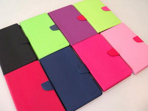 華碩 ASUS NEXUS 7  皮套 便攜錢包 側掀皮套 磁扣 背蓋 平板 CITY B