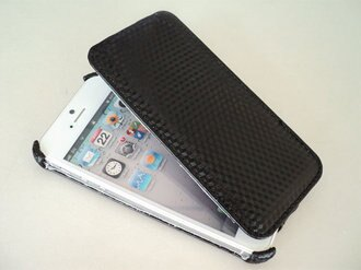 Apple iPhone 5/I phone 5/皮套/掀蓋式皮套/下掀式皮套/下翻式皮套/手機皮套