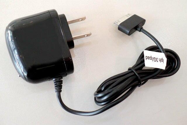 通過安規認證 iPHONE 3G/iPad USB/旅行充電器/旅充/交流電 電源供應器/家用充電器/旅充頭/USB 旅充頭/DIAMOND KING/APPLE iPhone 4/I Phone 4/4S/3GS