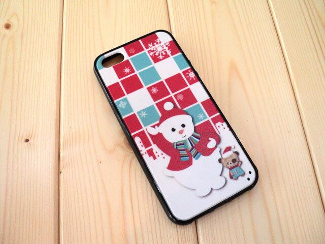 Apple Iphone 5 /I Phone 5S 特製 手機背蓋 保護殼 手機殼 手機 保護套 TPU 背蓋 送禮 耶誕節 聖誕節 過節