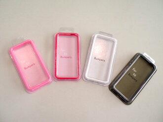 Apple I phone 5/iPhone 5 Bumpers 手機邊框 保護殼 矽膠套 邊條 手機保護框 保護框 保護套 邊框