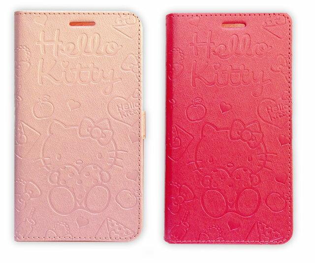 MIUI Xiaomi 紅米NOTE 專用 Hello Kitty 三麗鷗授權 正品 側掀皮套/手機皮套/磁扣/支架/卡片夾/TPU 軟殼/背蓋/米柚 紅米機 NOTE*TIS購物館