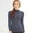 【Emon】X-Hot 發熱纖維高領保暖衛生衣(灰藍色) - 限時優惠好康折扣