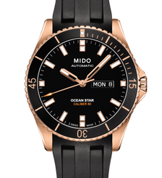 MIDO 美度 Ocean Star 200m潛水機械腕錶M026.430.37.051.00/42mm