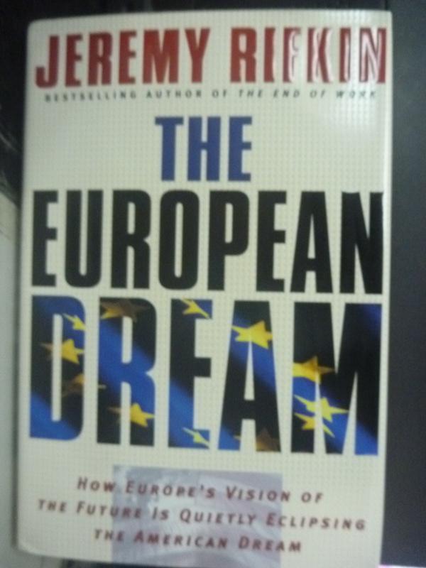 ~書寶 書T5/地理_ZJW~The European Dream: How Europe