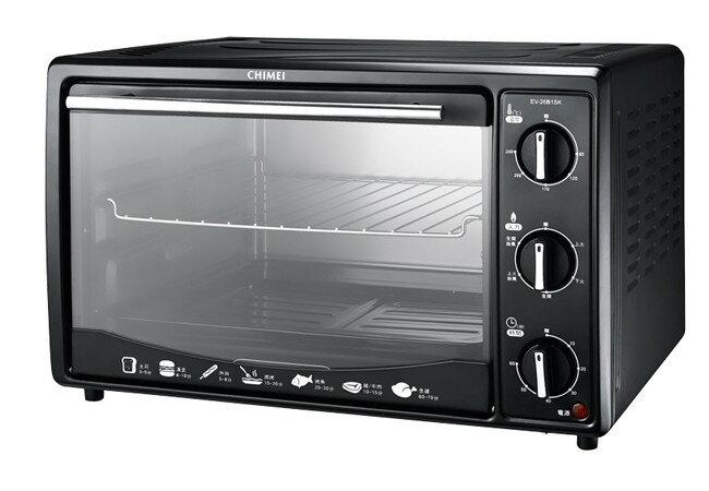 CHIMEI奇美25公升旋風電烤箱EV-25B1SK