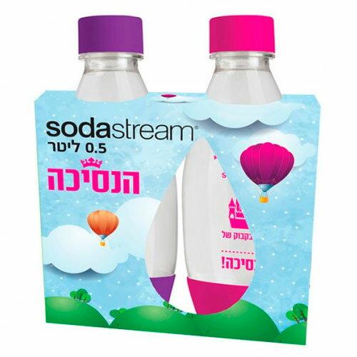 Sodastream 水滴寶特瓶 500ML(2 入)