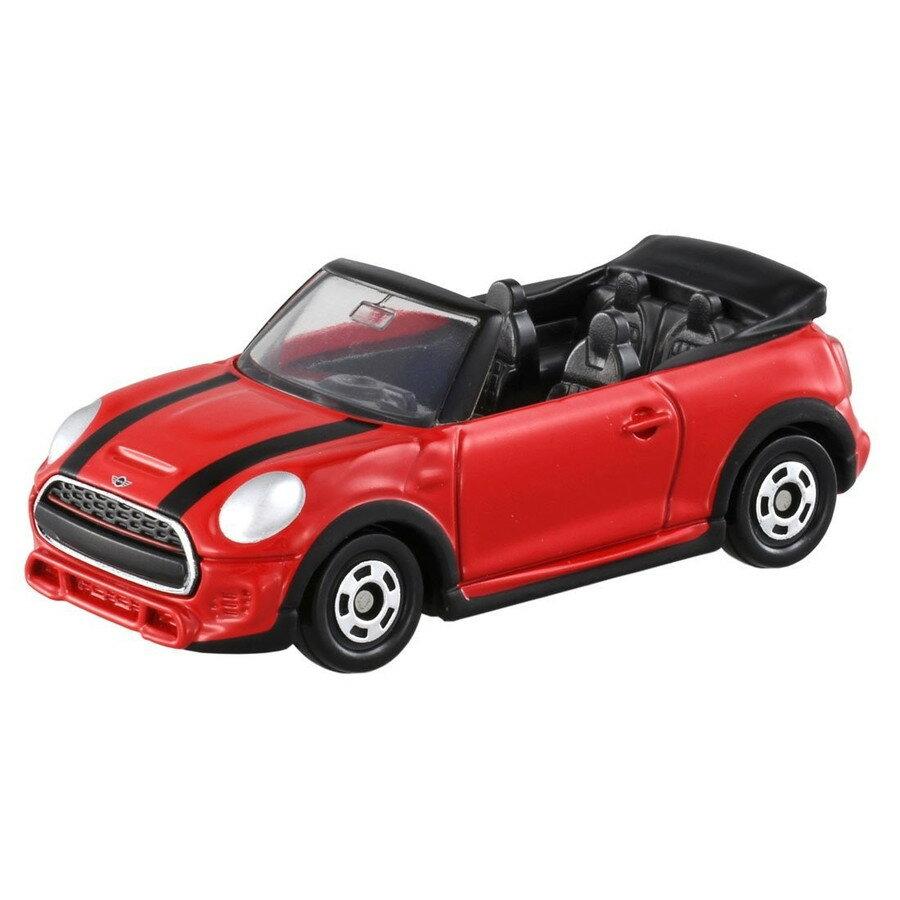 【真愛日本】17112800004 TOMY小車-Mini Cooper紅 小汽車模型 mini Cooper 收藏