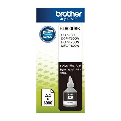 Brother 原廠黑色墨水 BT6000BK