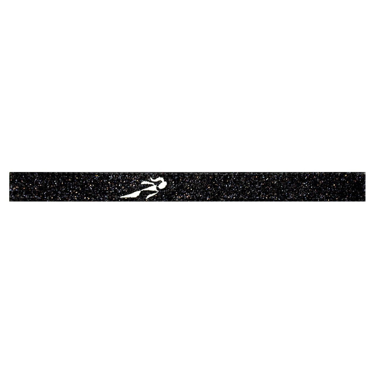 HEADSWEATS 汗淂 運動精品 髮帶(黑炫閃耀)