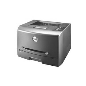 Dell 1710N Laser Printer - Monochrome - 1200 x 1200 dpi Print - Plain Paper Print - Desktop - 27 ppm Mono Print - 250 sheets Standard Input Capacity - 15000 Duty Cycle - Manual Duplex Print - Ethernet - USB 1