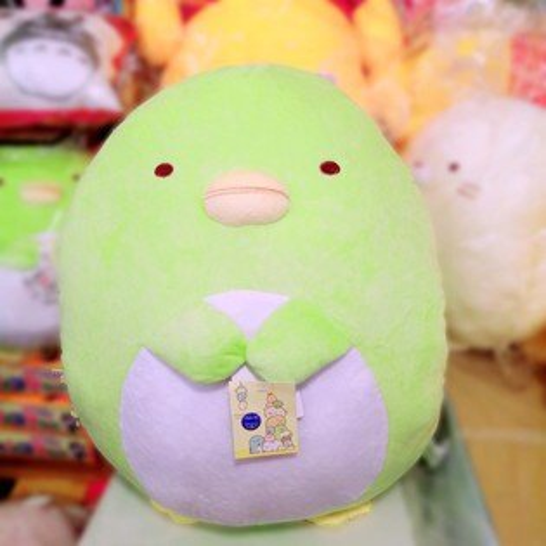 【真愛日本】18051000005角落生物造型暖手枕18吋-企鵝san-x角落公仔角落生物暖手枕娃娃