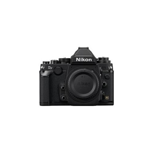 "Nikon Df 16.2 Megapixel Digital SLR Camera Body Only - Black - 3.2"" LCD - 3:2 - 4928 x 3280 Image - HDMI - PictBridge 1"