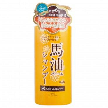 LOSHI馬油保濕滋養洗髮乳600ml
