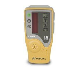 ㊣胡蜂正品㊣ 日本 TOPCON LS80L 紅光接收器 含尺夾 雷射水平儀戶外接收器 // 旋轉雷射接收器