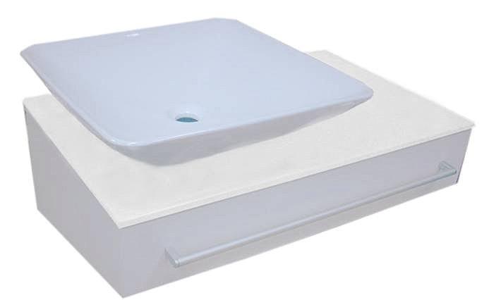 大台北宅急修 卡爾防水陶瓷浴櫃組 70CM『貨到付款免運費搬上樓』