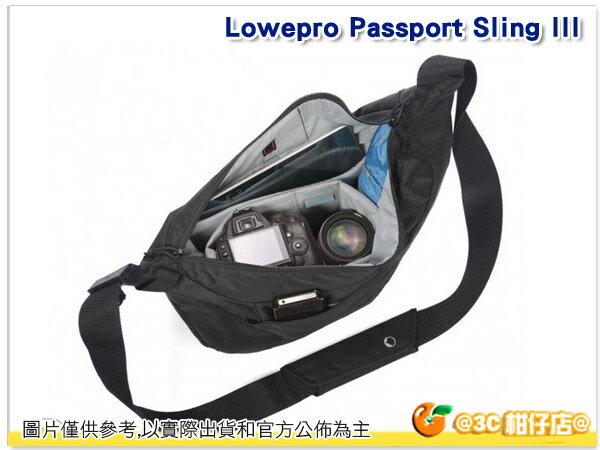 羅普 LOWEPRO Passport Sling III 彈弓系遊俠 公司貨 第三代 相機包 斜背 側背 單肩 攝影包 可放10吋平板包