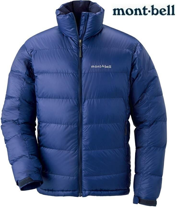 Mont-Bell Alpine 800FP 高保暖超輕鵝絨羽絨外套/羽毛衣 男款 1101426 IKBL墨藍 montbell