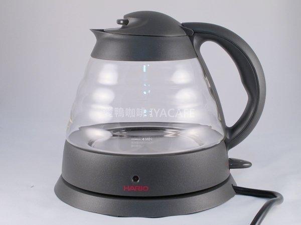 《愛鴨咖啡》HARIO EPK-12WV-DG 電熱開水壺 1.2L