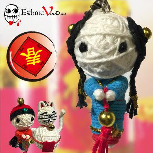 巫毒娃娃-新年款(龍女寶寶)