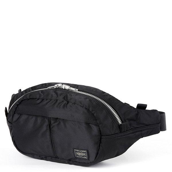 【EST】Head Porter TANKER-ORIGINAL OVAL WAIST BAG 腰包 黑 [HP-622-0027-002] H0920
