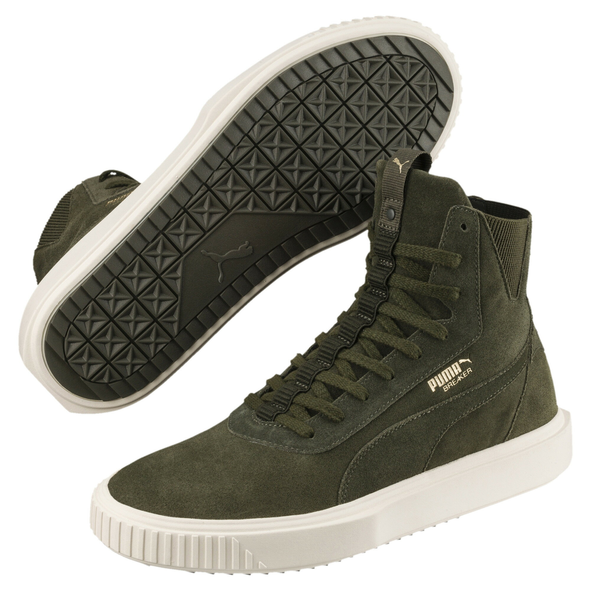08df1826260833 Rakuten Home · Official Puma Store. PUMA Breaker Hi Evolution Sneakers 0