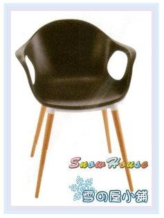 ╭☆雪之屋居家生活館☆╯AA606-04NC408K休閒椅(黑色)造型椅造型餐椅洽談椅會客椅櫃檯椅吧檯椅