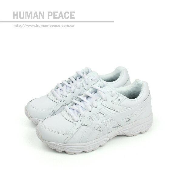 ASICS GEL~CONTEND 3 鞋 白 大童 no182 ~  好康折扣