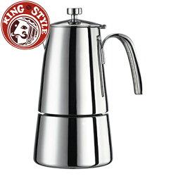 金時代書香咖啡 Tiamo 502摩卡壺 6杯