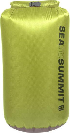 [ Sea to Summit ] UltraSil Cordura 超輕量矽膠尼龍防水袋/防水收納袋 4L AUDS4GN 綠色