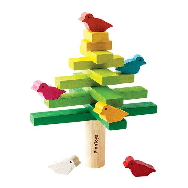 《  PLAN TOYS 》積木平衡樹 東喬精品百貨