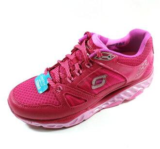 [陽光樂活] SKECHERS (女) 回彈力慢跑鞋 2017新款 SRR PRO-RESISTANCE 訓練專用 - 88888037RAS 桃紅