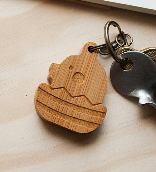雞蛋布丁 - 鑰匙圈