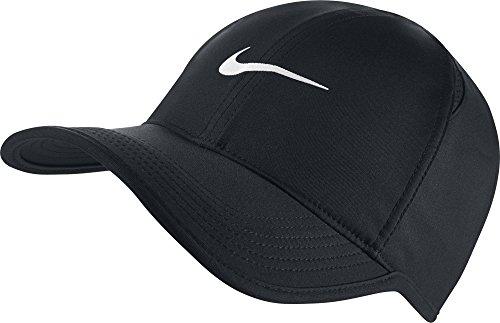 【H.Y SPORT】NIKE FEATHERLIGHT 679421-010 運動帽 NIKE/老帽/可調式 正版 黑色
