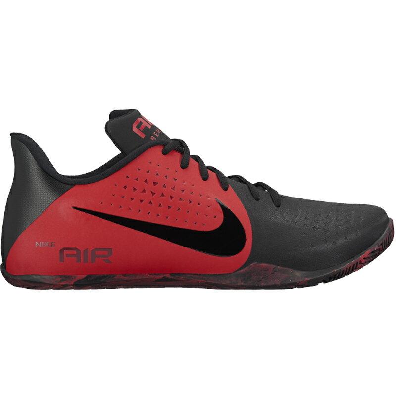 Nike Air Behold Low 男鞋 籃球 氣墊 低筒 透氣 基本款 紅 黑 【運動世界】 898450-600